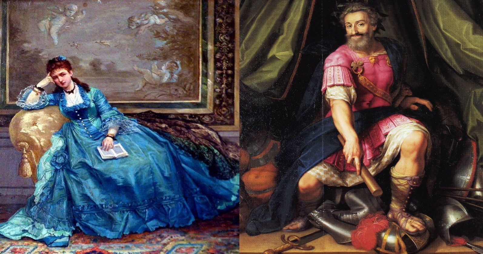Meninos Vestem Azul e Meninas Vestem Rosa?