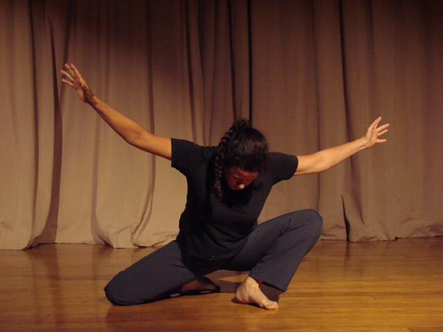 Dança Contemporânea - improvisação/ composição