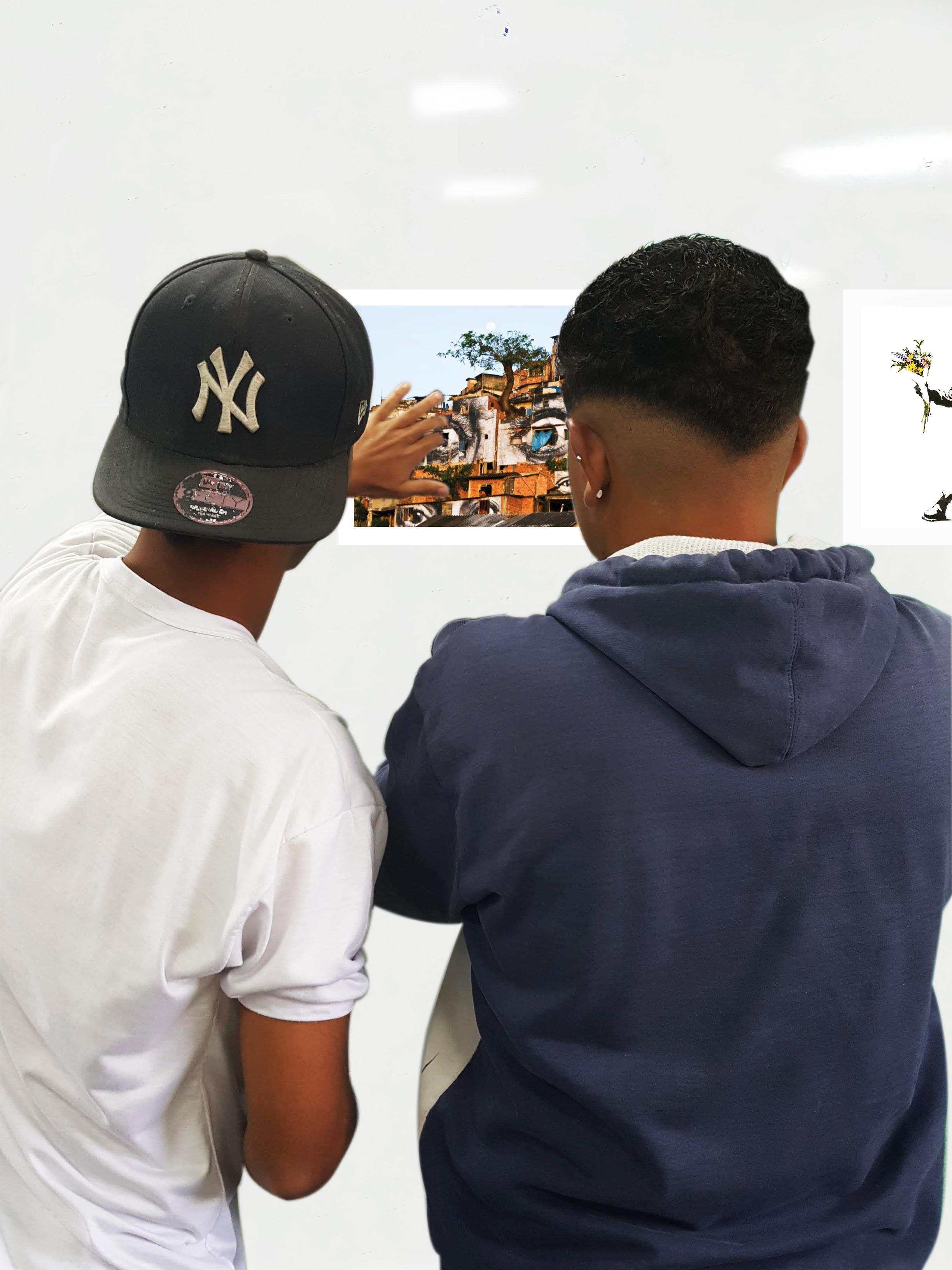 Conversar com as artes visuais na escola e no museu